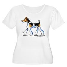 Wire Fox Terrier Trot T-Shirt
