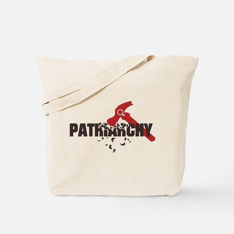 Smash Patriarchy Tote Bag