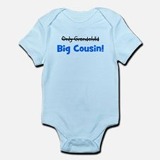 Big Cousin (Only Grandchild) Body Suit