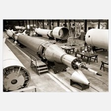 Rocket production