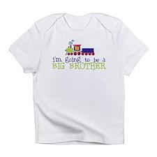 Cute Train design Infant T-Shirt