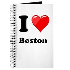 I Heart Love Boston.png Journal