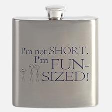 I'm not short I'm fun-sized Flask