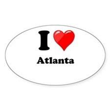 I Heart Love Atlanta.png Decal