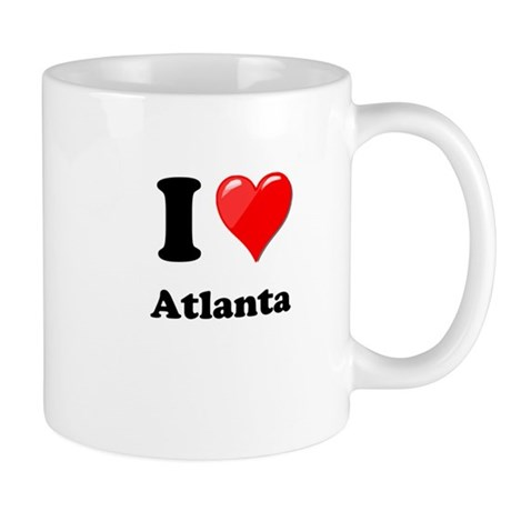I Heart Love Atlanta.png Mug