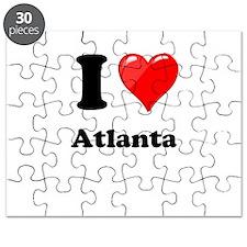 I Heart Love Atlanta.png Puzzle