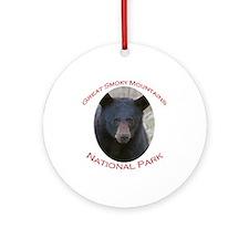 Great Smoky Mountains National Park...Black Bear O