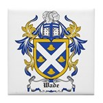 Wade Coat of Arms Tile Coaster