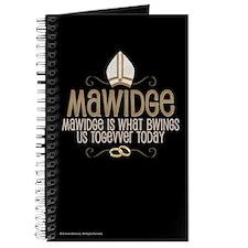 Princess Bride Mawidge Wedding Journal