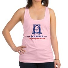 Scrapple - Everything But The Oink Racerback Tank