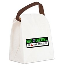 BIODIESEL Canvas Lunch Bag