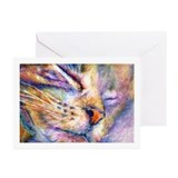 Cat Greeting Cards (10 Pack)