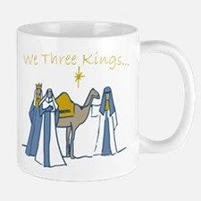 We Three Kings Mug