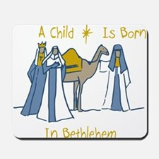 Bethlehem Kings Mousepad