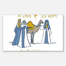Bethlehem Kings Sticker (Rectangle)