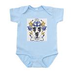 Vilant Coat of Arms Infant Creeper