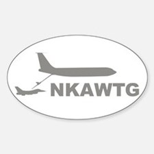 NKAWTG-1.gif Sticker (Oval)