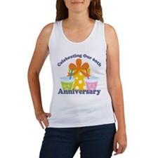 60th Anniversary Party Gift Women's Tank Top