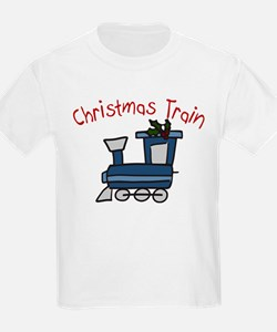 Christmas Train T-Shirt
