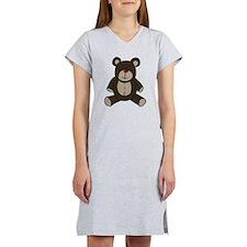 Teddy Bear Women's Nightshirt