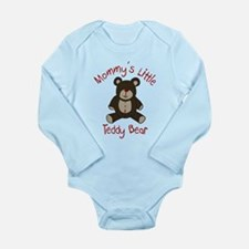 Mommys Teddy Bear Baby Suit