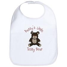 Daddys Teddy Bear Bib