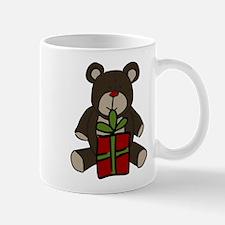 Christmas Teddy Bear Gift Mug