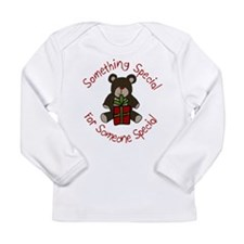 Someone Special Bear Long Sleeve Infant T-Shirt