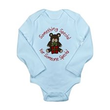 Someone Special Bear Baby Suit