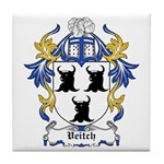 Veitch Coat of Arms Tile Coaster