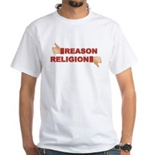 Reason over Religion Shirt