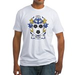 Vavon Coat of Arms Fitted T-Shirt