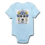 Vavon Coat of Arms Infant Creeper