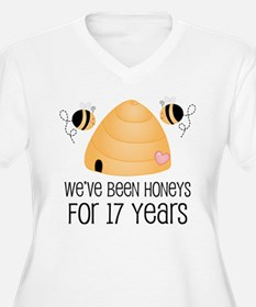 17th Anniversary Honey T-Shirt