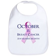 Breast Cancer Awareness. Bib
