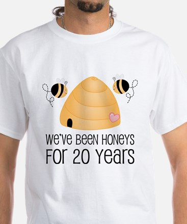 20th Anniversary Honey Shirt