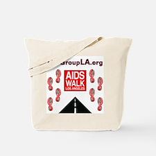 The Life Group LA - AIDS Walk Tote Bag