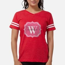 Pink Custom Personalized Mon Womens Football Shirt