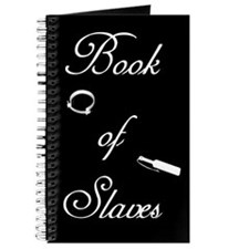 Book of Slaves Journal