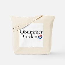 Obummer Burden 12 Tote Bag