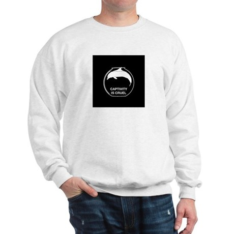 anticap sticker Sweatshirt