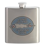 Long Island Curling Club Flask