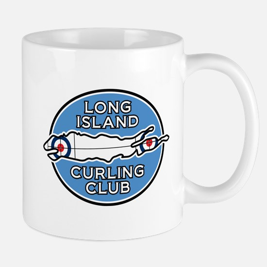 Long Island Curling Club Mug