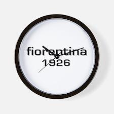 fiorentina Wall Clock