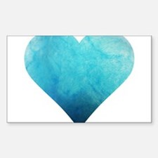 I love cotton candy Sticker (Rectangle)