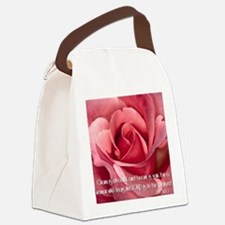 Proverbs 31 Canvas Lunch Bag