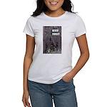 T-Shirt - Never Forget - Firemen - Women's White
