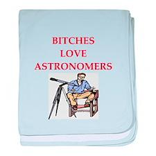 astronmy baby blanket