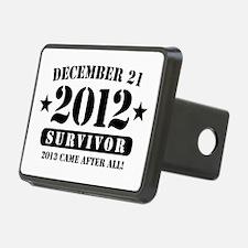 December 21 2012 Survivor Hitch Cover