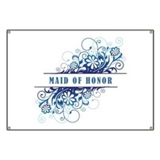 MAID OF HONOR Banner